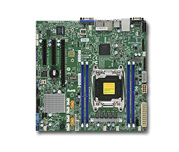 Supermicro Motherboard X10SRM-F (Retail)