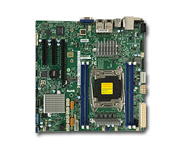 Supermicro Motherboard X10SRM-TF (Retail)
