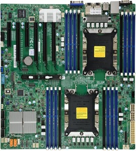 Supermicro Motherboard X11DPI-NT (Retail)