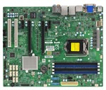 Supermicro Motherboard X11SAE-F (Retail)