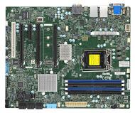 Supermicro Motherboard X11SAT-F (Retail)