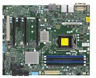 Supermicro Motherboard X11SAT (Retail)