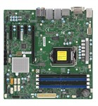 Supermicro Motherboard X11SCQ (Retail)