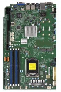 Supermicro Motherboard X11SCW-F (Retail)