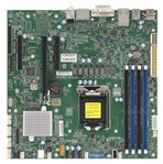 Supermicro Motherboard X11SCZ-Q (Retail)