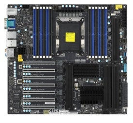 Supermicro Motherboard X11SPA-T (Retail)