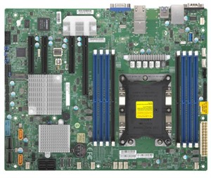 Supermicro Motherboard X11SPH-NCTF (Retail)