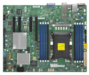 Supermicro Motherboard X11SPH-NCTPF (Bulk)