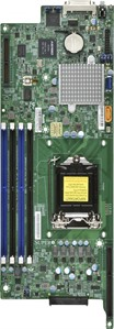 Supermicro Motherboard X11SSE-F (Retail)