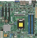 Supermicro Motherboard X11SSH-LN4F (Retail)
