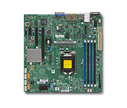 Supermicro Motherboard X11SSL-NF (Retail)