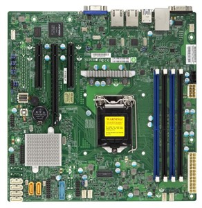 Supermicro Motherboard X11SSL (Retail)