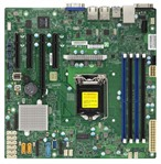 Supermicro Motherboard X11SSM-F (Retail)