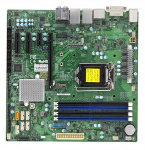 Supermicro Motherboard X11SSQ (Retail)