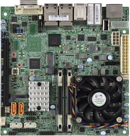 Supermicro Motherboard X11SSV-M4 (Retail)