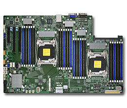 Supermicro Motherboard X11SSV-M4F (Retail)