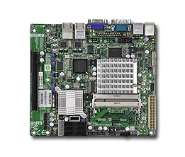 Supermicro MBD-X7SPE-H-D525-O