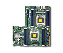 Supermicro X9DRW-IF (Bulk)