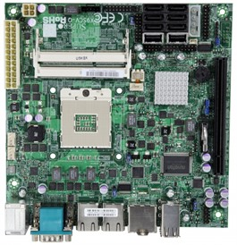 Boston - Supermicro X9SCV-Q (Bulk)