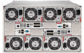 Supermicro Enterprise MicroBlade6U W/4X 1600W PSU (2x CMM Support)