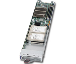 Supermicro MicroBlade MBI-6119G-C4-PACK