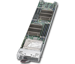 Supermicro MicroBlade MBI-6219G-T-PACK