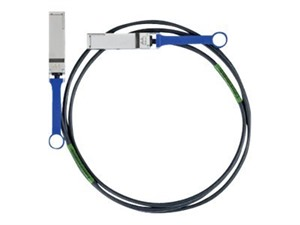 Mellanox passive copper cable, VPI, up to 56Gb/s, QSFP, 1.5m