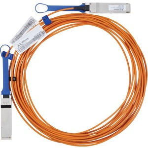 Mellanox® MC2210310-015 Compatible TAA Compliant 40GBase-AOC QSFP+ Active Optical Cable (850nm, MMF,