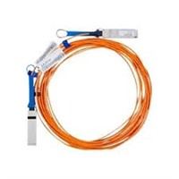 Mellanox Active Fiber Cable, Ethernet, 40GbE, 40Gb/s, QSFP, 20 meters