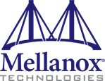 Mellanox Passive Copper Hybrid Cable, Ethernet, 40GbE to 4x10GbE, QSFP to 4xSFP+, 1 meter