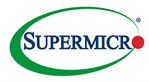 "Supermicro Black hot-swap 3.5"" drive trays with hollow-panned dummy"