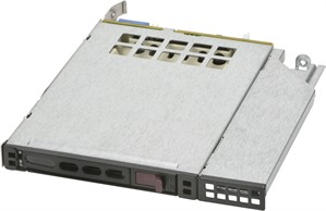 Supermicro 2.5-in hot-swap slim DVD size drive kit with fault LED ,RoHS