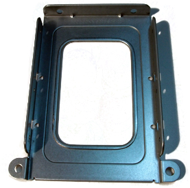 "Supermicro Single 3.5"" Fixed HDD Tray for SC846"