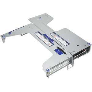 "Supermicro Rear 2x 2.5"" HDDs riser bracket kit for SC829U/219U, tool-less"