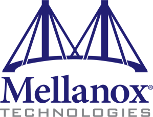 Mellanox passive copper hybrid cable, ETH 100GbE to 4x25GbE, QSFP28 to 4xSFP28, 2.5m