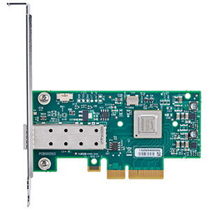 Mellanox ConnectX®-3 Pro EN network interface card, 10GbE, single-port SFP+, PCIe3.0 x8 8GT/s, tall