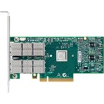 Mellanox ConnectX®-3 Pro EN network interface card, 40/56GbE, single-port QSFP, PCIe3.0 x8 8GT/s, ta