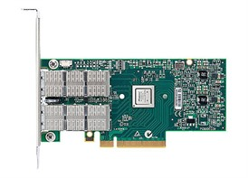 Mellanox ConnectX®-3 Pro VPI adapter card, dual-port QSFP, FDR IB (56Gb/s) and 40/56GbE, PCIe3.0 x8