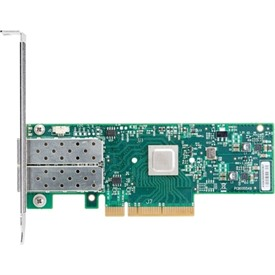 Mellanox® MCX4111A-ACAT ConnectX®-4 Lx EN Network Interface Card, 25GbE Single-Port SFP28