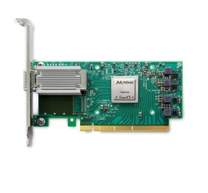 Mellanox MCX511F-ACAT ConnectX-5 EN Network Interface Card 25GbE Single-Port SFP28 PCIe3.0 x16 Tall