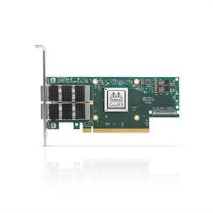 Mellanox MCX653106A-ECAT ConnectX®-6 VPI adapter card, 100Gb/s (HDR100, EDR IB and 100GbE)