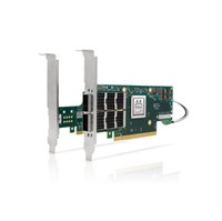 Mellanox ConnectX®-6 VPI adapter card kit, 100Gb/s (HDR100, EDR InfiniBand and 100GbE)