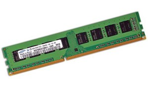 Supermicro 4GB DDR3-1333 2Rx8 ECC Un-Buffer LP PB-Free
