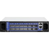 Mellanox SwitchX®-2 based  40GbE, 1U Open Ethernet Switch with MLNX-OS, 12 QSFP+ ports, 2 Power Supp