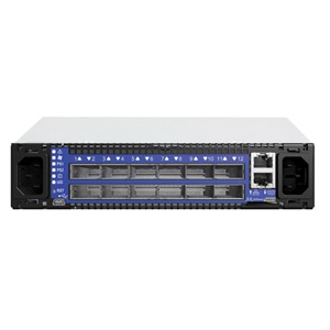 Mellanox SwitchX -2 based FDR Infiniband 1U Switch, 12 QSFP+ ports, 2 Power Supplies