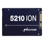 "Micron 5210 3840GB SATA 2.5"" TCG Disabled Enterprise Solid State Drive"