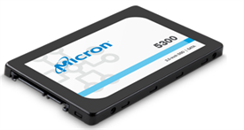 Micron 5300 PRO 480GB 2.5‐inch 7mm SATA Solid State Drive