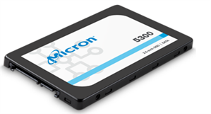 Micron 5300 MAX 480GB 2.5-inch 7mm SATA TCG Enterprise SSD