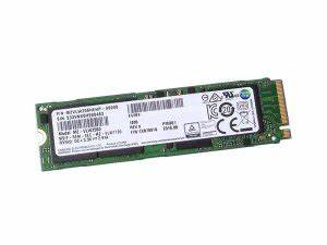 Samsung PM961 256GB M.2 PCIe NVMe Performance SSD/Solid State Drive