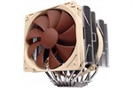 Noctua NH-D14 Dual Radiator x6 Heat Pipe Quiet CPU Cooler with 2 x Fans
